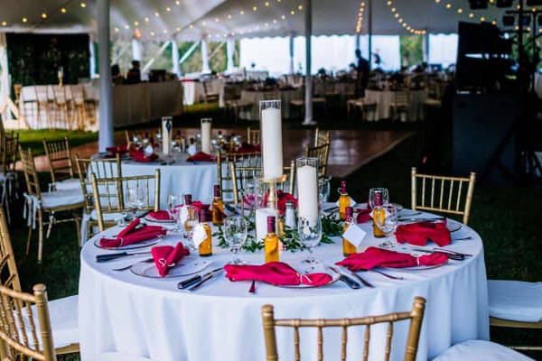 Event Rentals in the Huntington-Ashland Metro Area