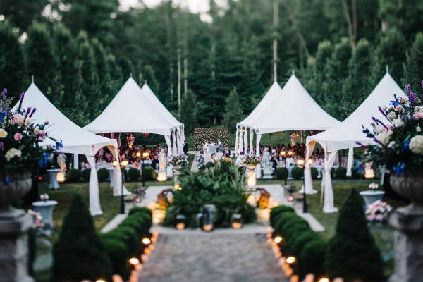 Tent Rentals in the Huntington-Ashland Metro Area