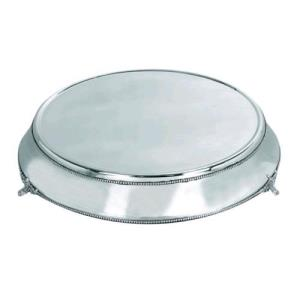 Where to find TRAY STAINLESS 19 RD.CAKE PLATEAU in Huntington
