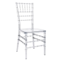 Rental store for CHAIR CHIAVARI ACRYLIC in Huntington WV