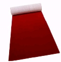 Rental store for CARPET RUNNER RED 22-ft x 72 in Huntington WV