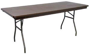 Where to rent TABLE PLYWOOD 8FT BANQUET in Charleston West Virginia, Summit KY, Ashland KY, Huntington WV, and Portsmouth OH
