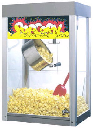 Where to rent POPCORN POPPER 6 OZ in Charleston West Virginia, Summit KY, Ashland KY, Huntington WV, and Portsmouth OH
