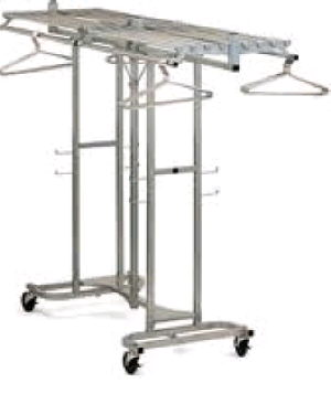 Where to rent COAT RACK FOLDING 8 FT DBL in Charleston West Virginia, Summit KY, Ashland KY, Huntington WV, and Portsmouth OH