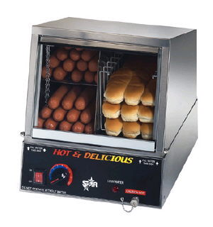 Where to rent HOTDOGGER STEAMER W BUN WARMER in Charleston West Virginia, Summit KY, Ashland KY, Huntington WV, and Portsmouth OH