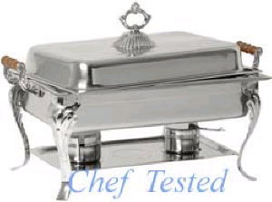 Where to find BUFFET CHAFER 8QT DELUXE in Huntington