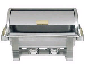 Where to find BUFFET CHAFER 8QT ROLL TOP in Huntington