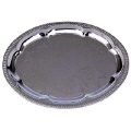 Rental store for TRAY CHROME - PLATE 18  OVAL in Huntington WV