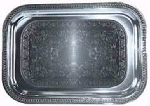 Where to find TRAY CHROME-PLATE 18.5  OBLONG in Huntington