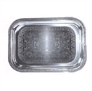 Where to find TRAY CHROME-PLATE 21  OBLONG in Huntington