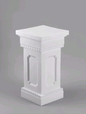 Where to find COLONNADE BALUSTRADE PEDESTAL in Huntington