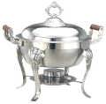 Rental store for STAINLESS SOUP TUREEN, 5-qt. in Huntington WV