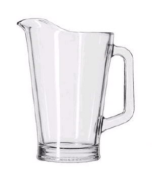 Where to rent PITCHER WATER GLASS 60 OZ in Charleston West Virginia, Summit KY, Ashland KY, Huntington WV, and Portsmouth OH