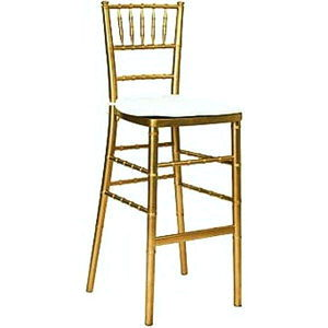 Where to rent CHAIRS  STOOL  CHIAVARI GOLD in Charleston West Virginia, Summit KY, Ashland KY, Huntington WV, and Portsmouth OH
