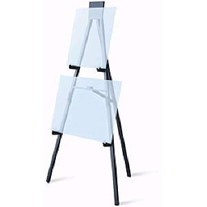 Where to rent EASEL, METAL-BLACK in Charleston West Virginia, Summit KY, Ashland KY, Huntington WV, and Portsmouth OH