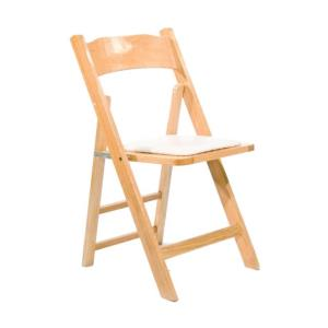 Where to find CHAIR WOOD NATURAL in Huntington