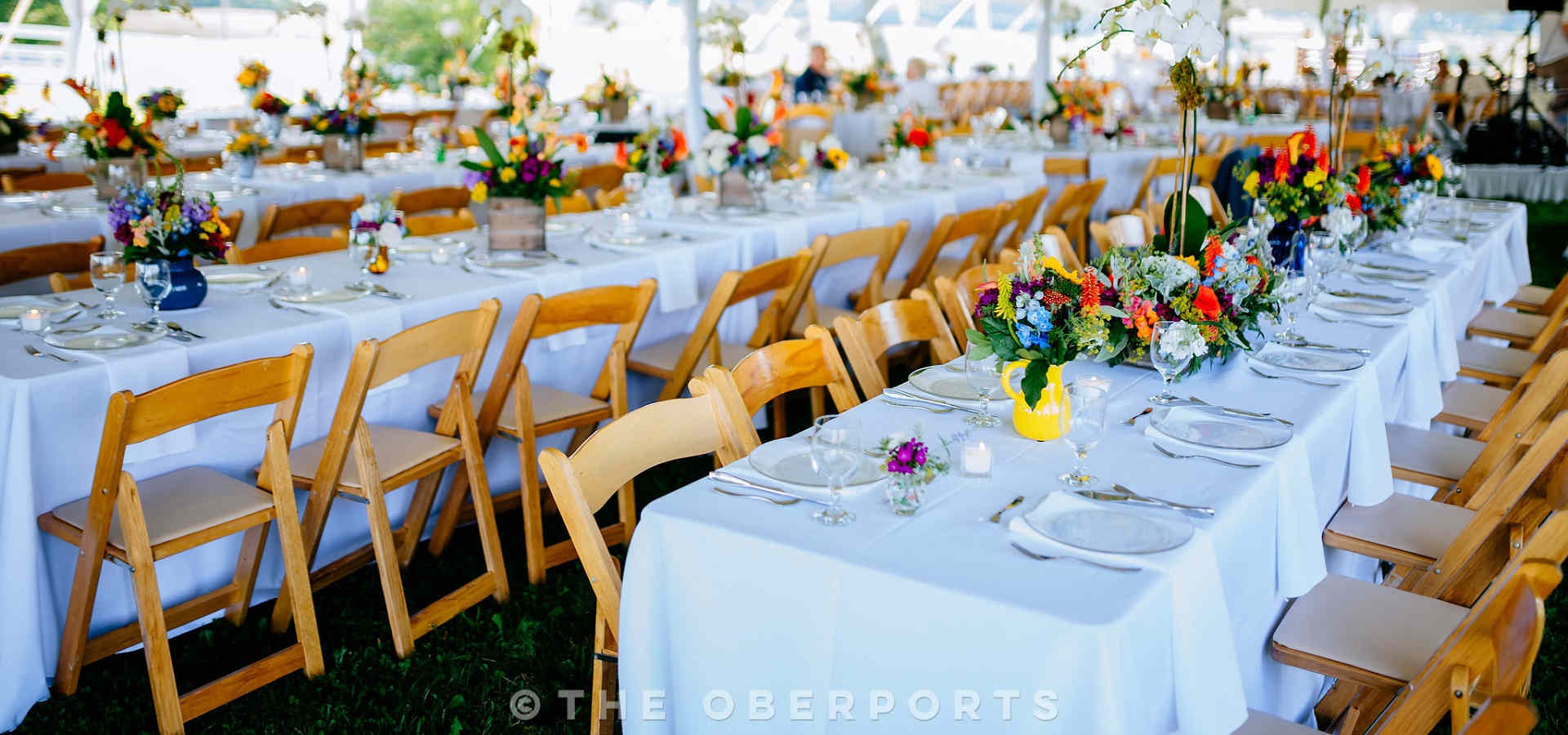 Wedding Rentals in the Tri-State Area